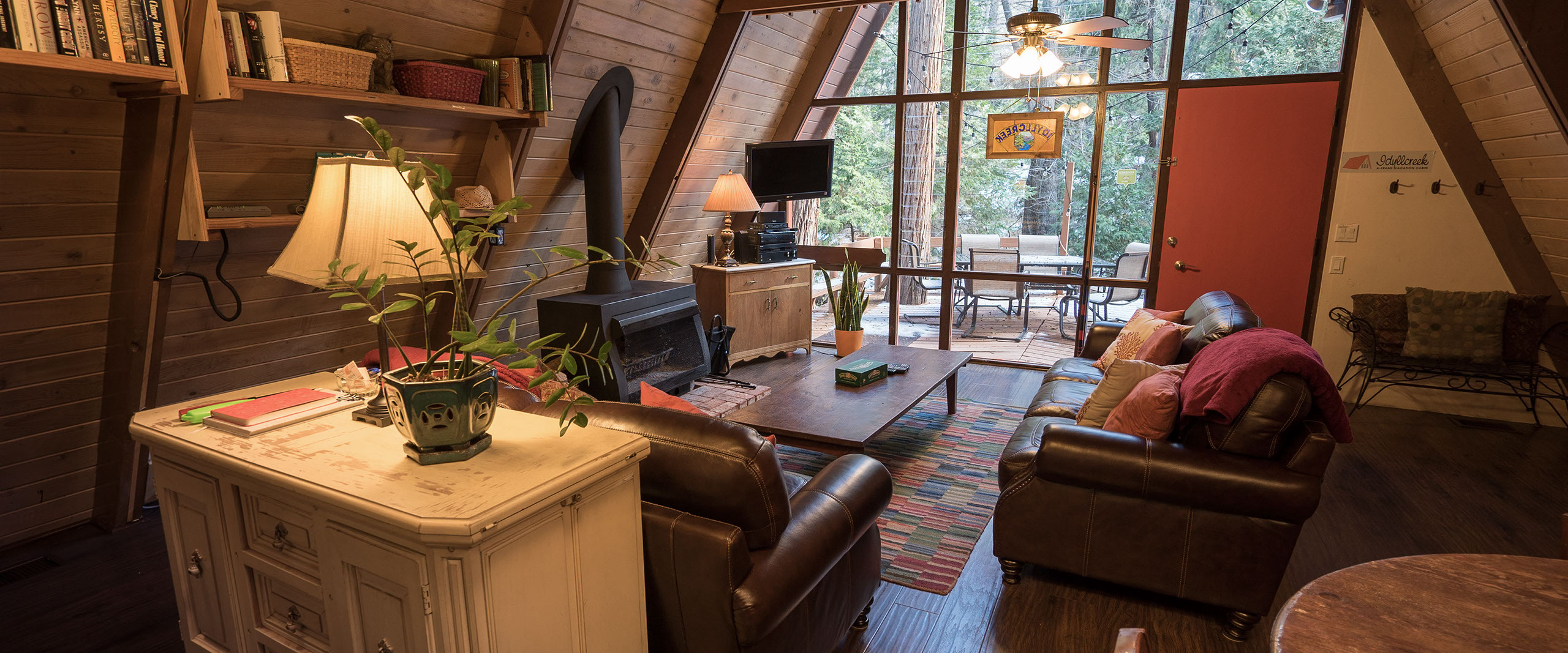 photo idyllwild cabin vacation rental serenity near cabins ca rentals